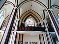 Balkonas, Sasnavos bažnyčia.JPG