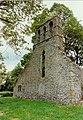 Ballygarth church, west gable - geograph.org.uk - 544349.jpg