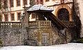 Balustrade mit Portal und Freitreppe 2 Maria Bildhausen (Münnerstadt).jpg