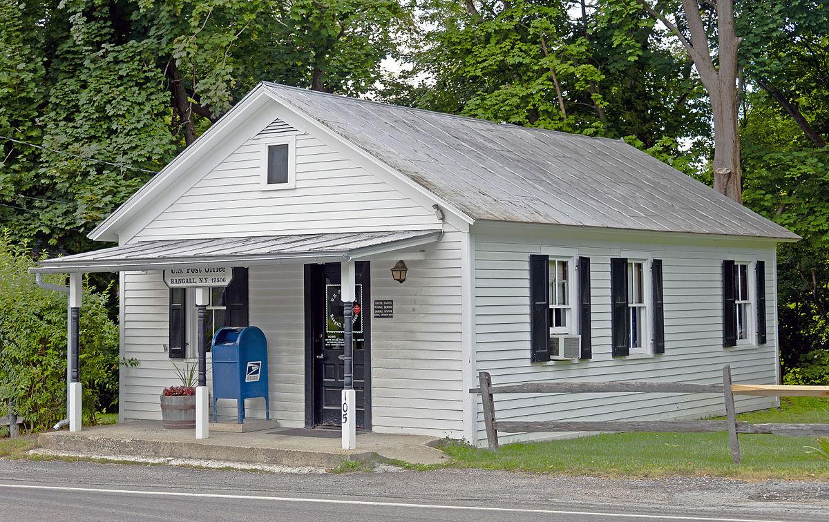 Bangall Post Office - Wikipedia