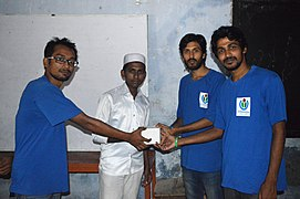 Bangla Wikipedia School Program at Govt. Muslim High School, Chittagong (22).jpg