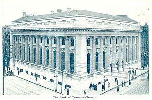 Bank of Toronto - Bank of Toronto, (Toronto, 1915)