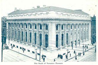 Bank of Toronto - Bank of Toronto (Toronto, 1915)