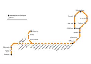 Bankstown Line - Image: Bankstown Line