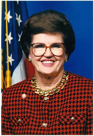 Nevada's 2nd congressional district - Image: Barbara vucanovich