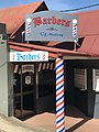 Barber shop at Maple Street, Maleny Queensland 03.jpg