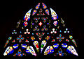 Barcelona Cathedral Stained Glass (5832206875).jpg