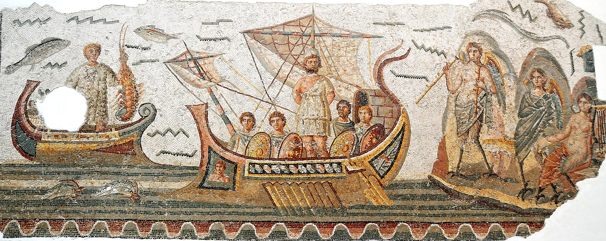Bardo Mosaic Ulysses
