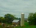 Barn and Silo near Mt Sterling - panoramio.jpg