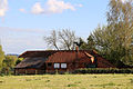 Barn and paddock south of Stapleford Tawney church, Essex, England.jpg