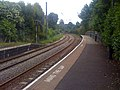 Barnt Green Station Platform 2 Towards Redditch.JPG