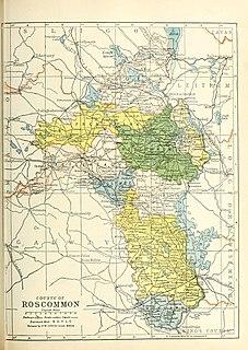 Ballymoe (County Roscommon barony) Barony in Connacht, Republic of Ireland