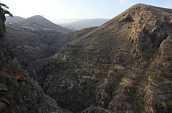 Barranco de Orchila desde Mirador de El Frontón.jpg
