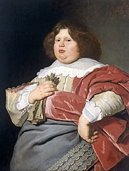 Portrait of Gerard Andriesz Bicker, son of Andries Bicker and lord of Muiden