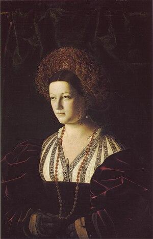Bartolomeo Veneto - Image: Bartolomeo Veneto (1470–1531) Ritratto Di Gentildonna