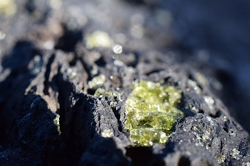 Basalt with Olivine (23999338641)