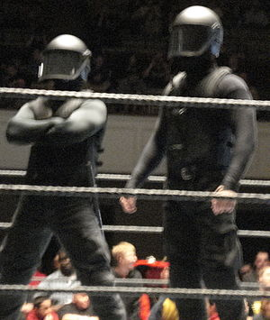 The Basham Brothers - Paul Heyman's Personal Enforcers