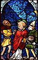 Basilika Seckau, Gnadenkapelle, Gotisches Glasfenster 5.jpg