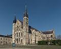 Basilique Saint-Remi de Reims, Southwest view 20140306 1.jpg