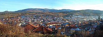 Batak, Bulgaria - Batak Panorama