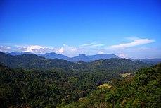 Tájkép a sziget belsején, Batalegala - Kadugannawa