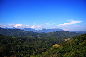 Kingdom of Sitawaka - Successive invasions found it difficult to assert their control over the mountainous and thickly forested terrain of the kingdom of Kandy