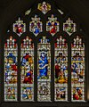Bath Abbey, Stained glass window (21719422828).jpg
