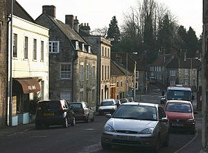Beckington - Bath Road, Beckington