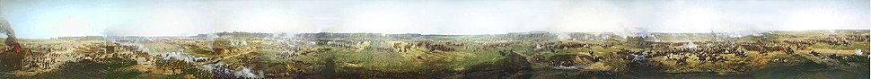 Franz Roubaud Panorama «Battle of Borodino»