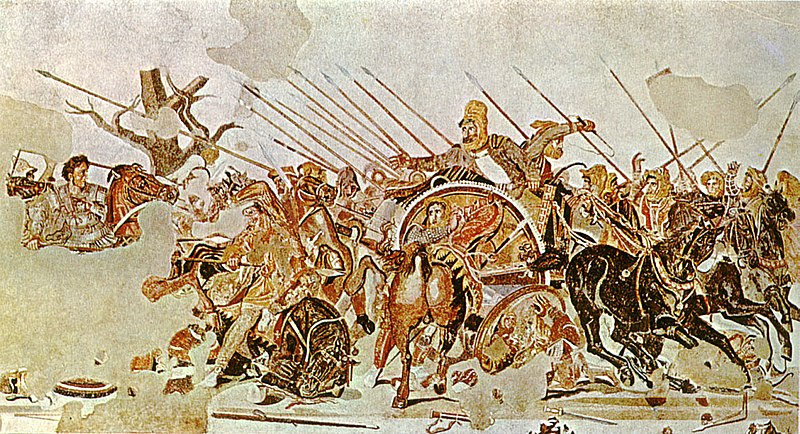 Archivo:Battle of Issus.jpg