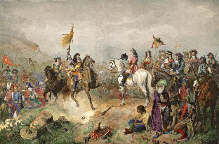 Battle of Mohács 1687