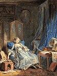 Baudouin, Pierre Antoine - La Lecture - c. 1760.JPG