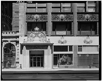 Bayard–Condict Building - Image: Bayard Condict Building HABS NY,31 NEYO,82 3