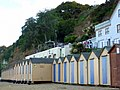 Beach Huts, Shanklin, Isle of Wight - geograph.org.uk - 1713547.jpg