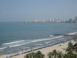 Beach in Cartagena 2.jpg