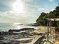 Beach on the island Ko Lanta, Thailand (17264040422).jpg