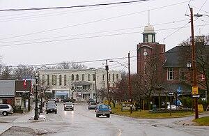 Beaverton, Ontario - Image: Beaverton ON