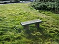 Beckfoot Village Bench - geograph.org.uk - 572445.jpg