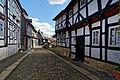 Beeindruckende Fachwerkbauten prägen die Goslarer Altstadt. 02.jpg