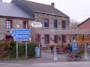 Beffe - Lunchroom in Beffe