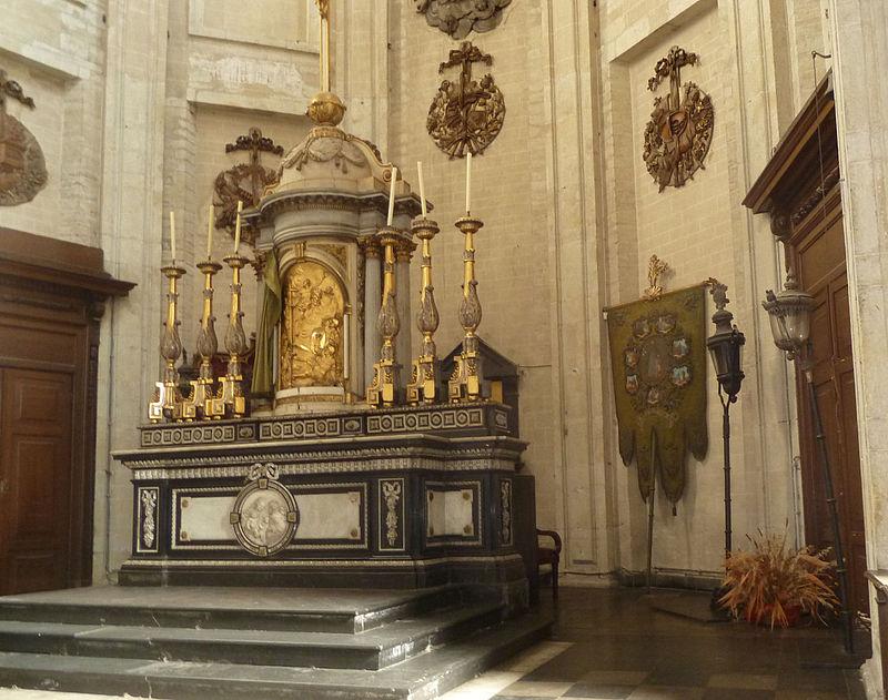 Begijnhofkerk Sint-Jan Baptist Interior 07.JPG