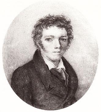 Wilhelm Hauff - Image: Behringer Wilhelm Hauff 1826