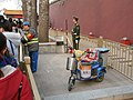 Beijing - soldier at entrance to Tiananmen Square pic03.jpg