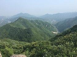 Beijing Changping - local Taihang Shan mts IMG 6128 Guangou Scenic Area.jpg