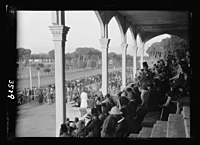 Beirut. The race tracks from the grand-stand LOC matpc.15421.jpg