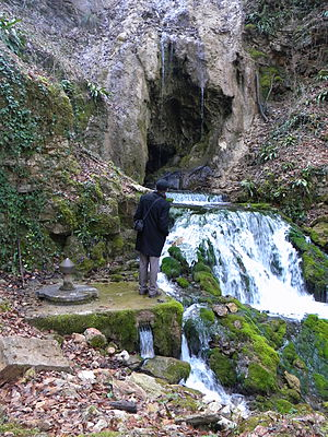 Antheuil - Antheuil Grotto