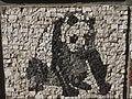 Belgrade zoo mosaic0123.JPG