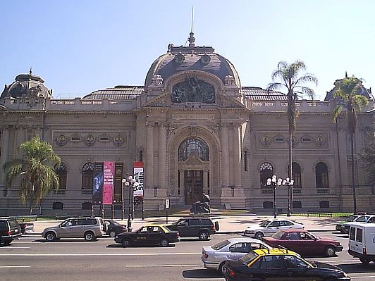 Chilean National Museum of Fine Arts