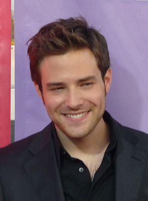 Ben Rappaport - Rappaport at the Television Critics Association, July 30, 2010