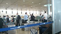 Ben gurion airport 2012 check in hall terminal 3.jpg